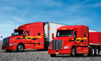 Driven to Be the Best - Decker Truck Lines