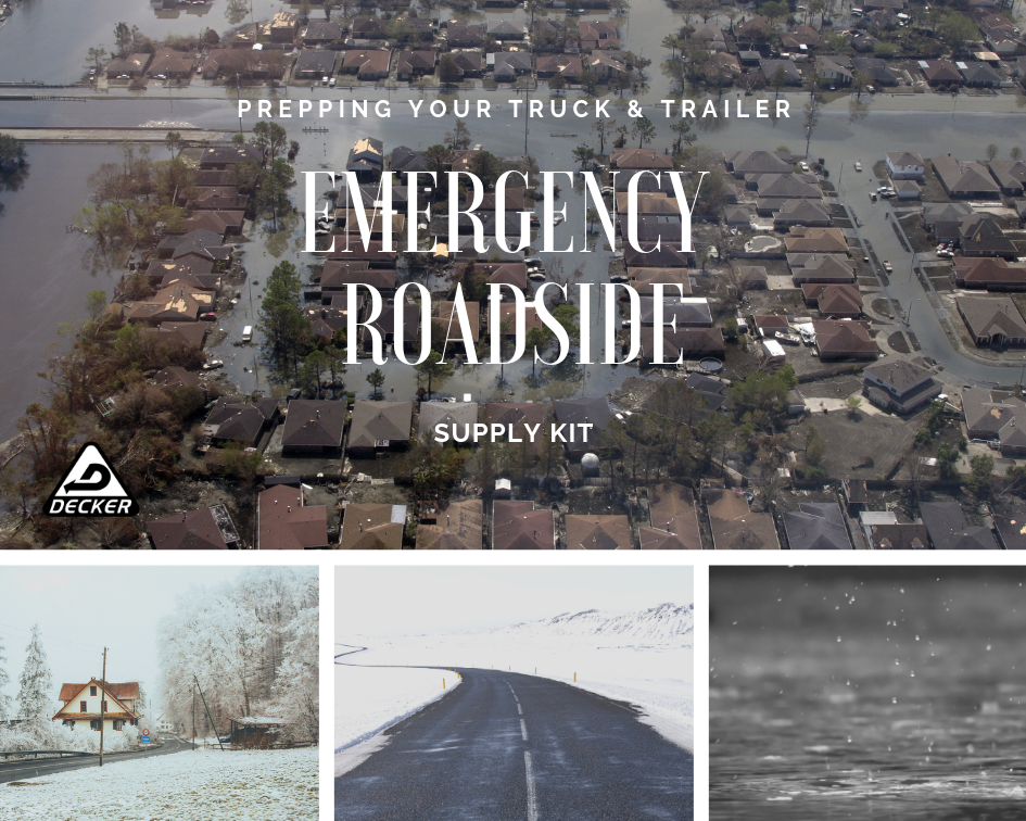 Prepping Your Truck, Trailer and Emergency Roadside Kit for Winter 2018