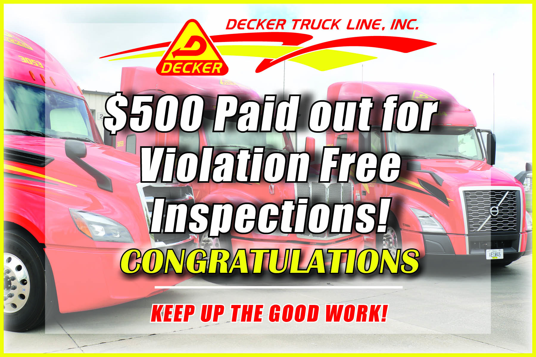 Inspections Bonuses 10/19/18-10/25/18