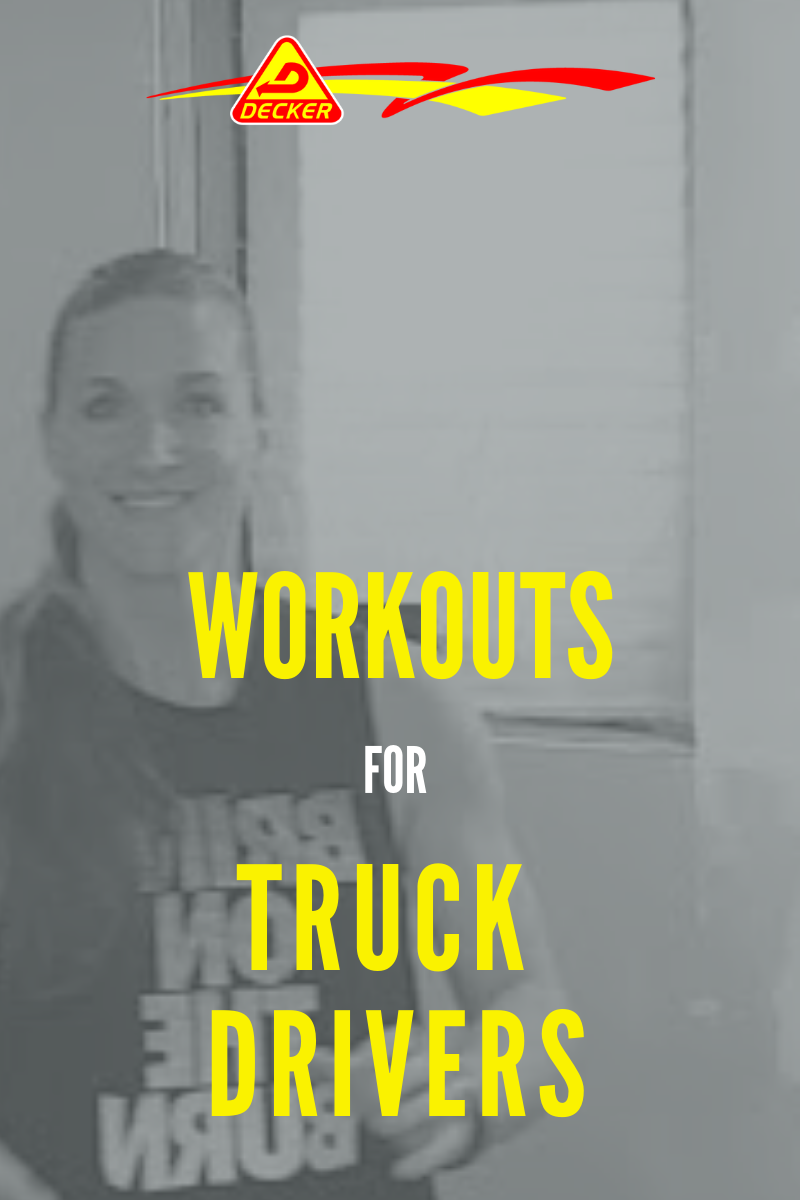 Fitness For Truck Drivers