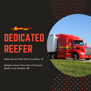 Dedicated Reefer Positions