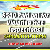 Inspections Bonuses 5-3-19 to 5-9-19