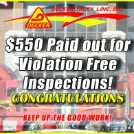 Inspection Bonuses 2-07-2020 to 2-13-2020 (2.17.2020)