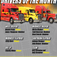 2020 FEBRUARY DRIVER OF THE MONTH