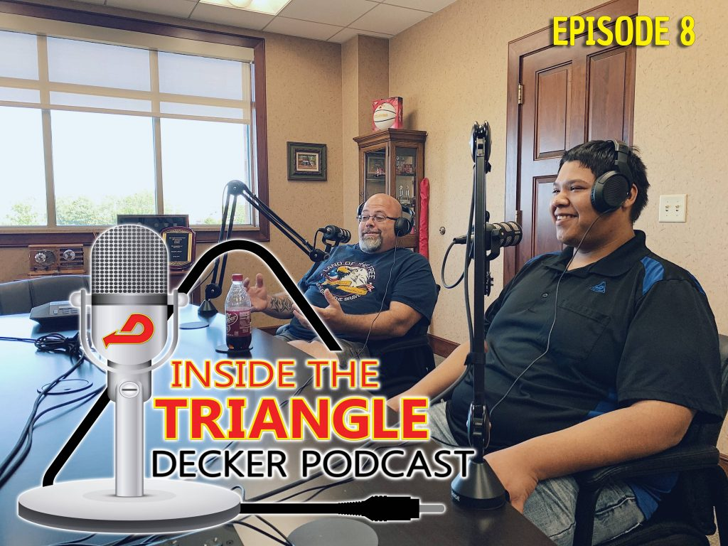 Night Operations interview, Episode 8 of Inside the Triangle Podcast