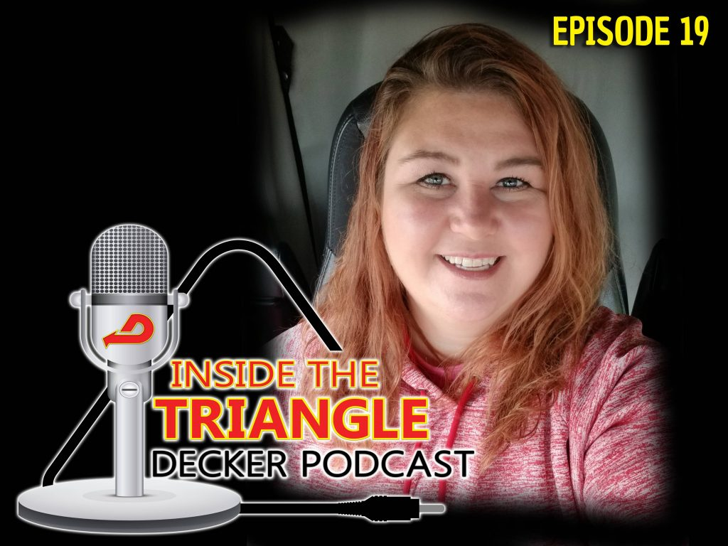 Professional Driver Crystal Haun joins host Darin Ladlie this week to chat about why she took the leap to join the trucking industry; and who inspired her to pursue a career as a Professional Driver after having a desk job her entire life.  She also shares how SmartDrive, Transflo, and her Driver Manager Drew Cardy have all helped her to reach her goals and in turn become a successful Driver.  Crystal enjoys sharing her story, she has some great tips for Drivers who are new in the industry.