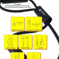 Improve Health and Conditioning with Resistance Bands